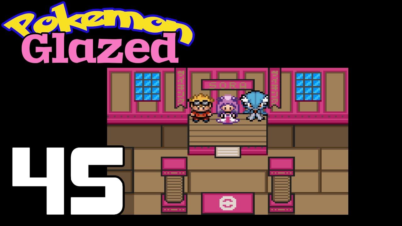 Pokemon Glazed Version-Alpha Isle Gym~45 - YouTube