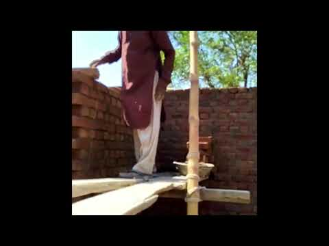 Desi homes construction in Pakistan