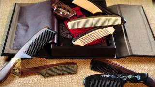 Tans Wood Comb Collections (natural Hair Products, Great Gifts Idea)