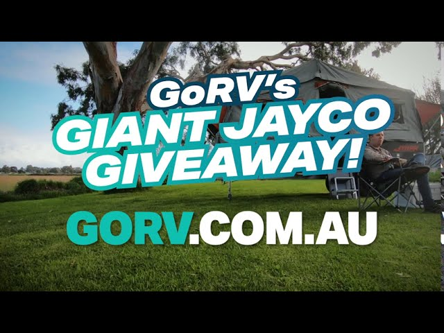 WIN This Jayco TRX Tent Trailer!