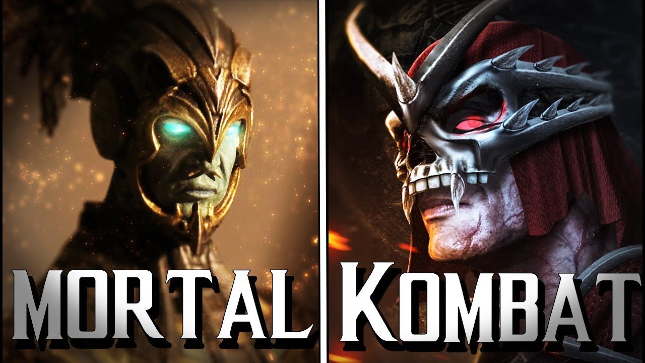 Mortal Kombat 11 Battle Of The Kahns Shao Kahn Vs Kotal Kahn