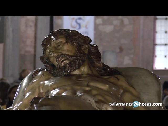 Semana Santa Salamanca 2017 | Procesión del Cristo de la Liberación