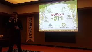 FARMASİ MR WIPES organik detarjanlarımız