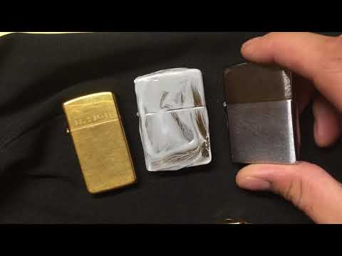 Zippo FAQ , maintenance and cleaning care