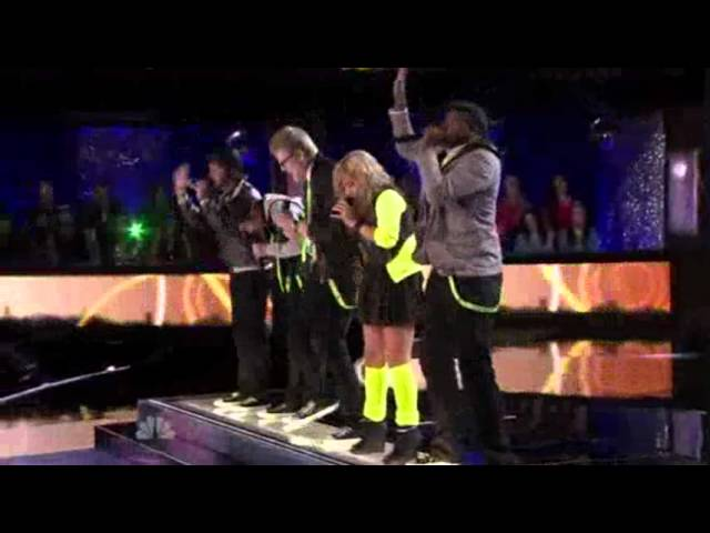 4th Performance - Pentatonix - Video Killed The Radio Star By The Buggles - Sing Off - Series 3