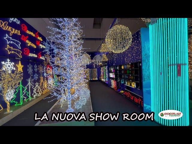 La nostra nuova Show Room 2021