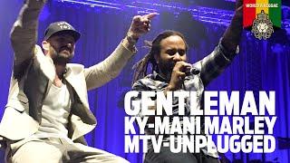 Gentleman & Ky-Mani Marley Live, MTV-Unplugged on Tour, Germany