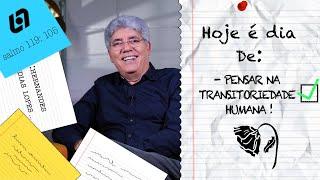 PENSAR NA TRANSITORIEDADE HUMANA!