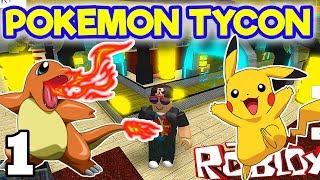 POKEMON TYCON #1 | ROBLOX