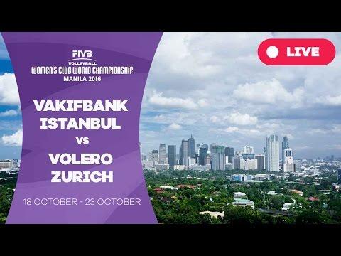 VakifBank Istanbul v Volero Zurich - Women's Club World Championship