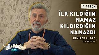 Cambridge'li zamane dervişi: Prof. Dr. Mim Kemal Öke