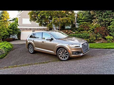 audi q7 2015 tdi 272hp offroad and drift test doovi. Black Bedroom Furniture Sets. Home Design Ideas