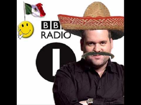 The Chris Moyles   Mexican Jokes  It's a Hambush!!
