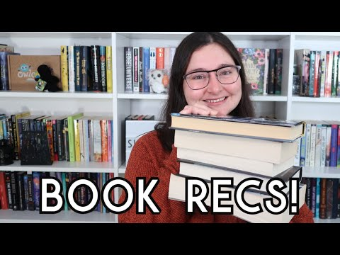 SCI-FI BOOK RECOMMENDATIONS!