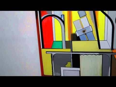 Thomas Scheibitz:Studio Imaginaire at TANYA BONAKDAR GALLERY