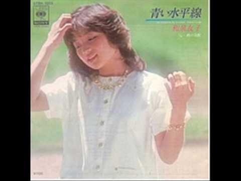 和泉友子 TOMOKO-きみに声かけたくて- A面 青い水平線 №4