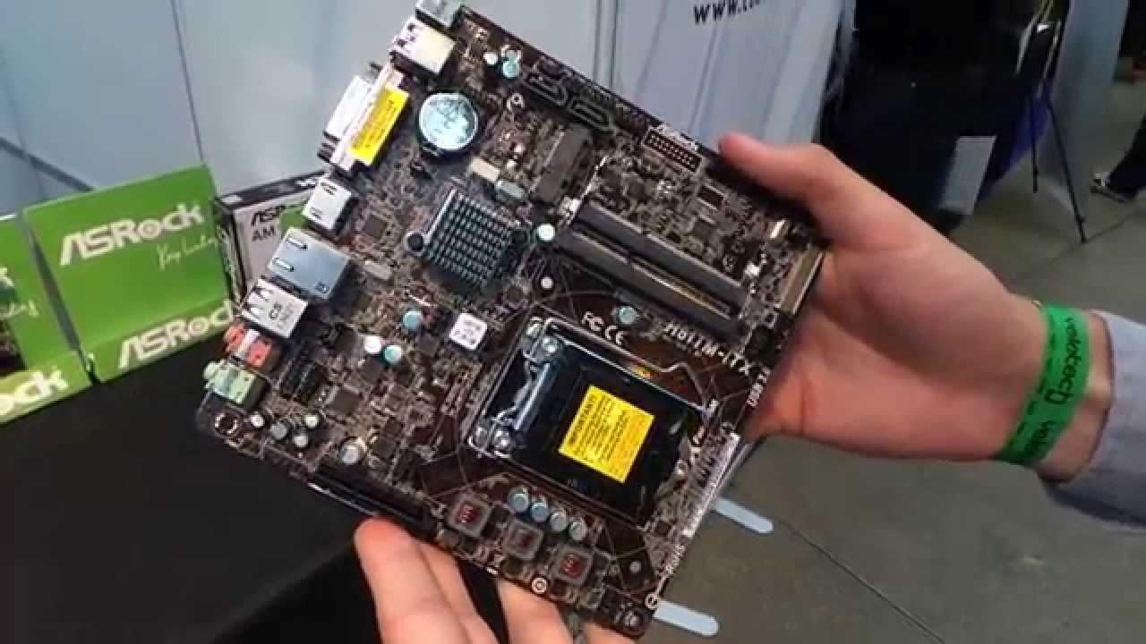ASRock H81TM-ITX R2.0 Treiber