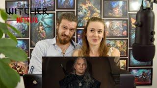 Ведьмак - трейлер 2 | Сериал 2019 (Netflix) | The Witcher - trailer 2 | Реакция