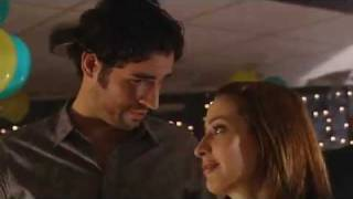 Miranda Hart and Tom Ellis in Monday Monday