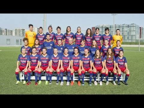 FC Barcelona Women: Challenge for the Champions