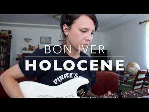 Holocene - Bon Iver (Cover) by Isabeau