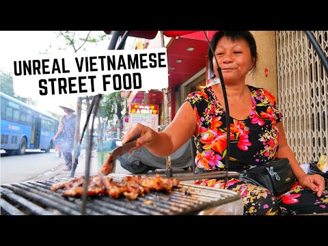 Ultimate VIETNAMESE STREET FOOD In SAIGON | Unmissable LOCAL FAVOURITES | PHO + SMOKY Pork Noodles