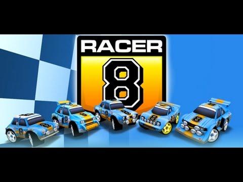 Получаем ключ к игре Racer 8 бесплатно в Steam.