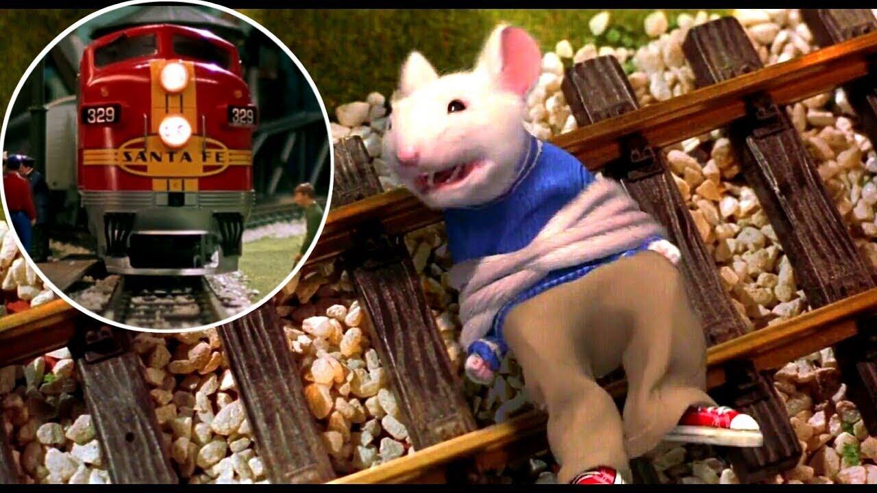 """À¤¸ À¤Ÿ À¤…र À¤Ÿ À¤² À¤Ÿ À¤² À¤""""र À¤Ÿ À¤° À¤¨ Stuart Little 1999 Movie Scene In Hindi Watchman Youtube"""