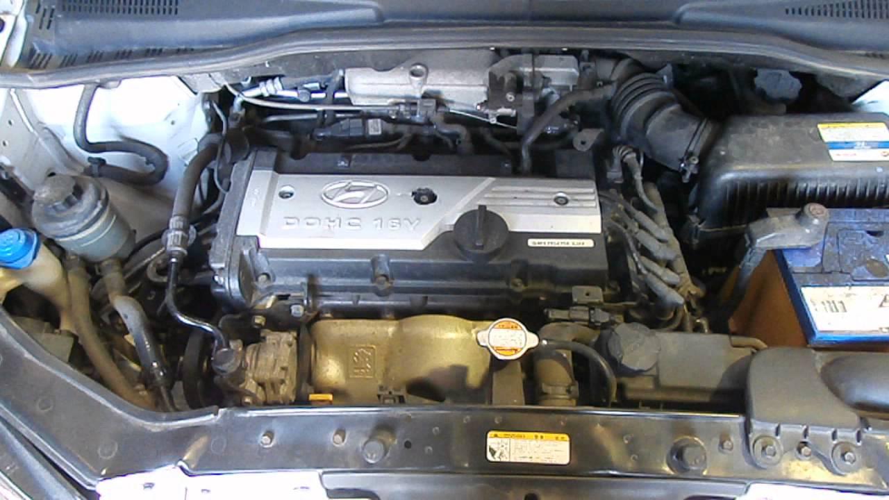 Wrecking 2007 Hyundai Getz 1 4 G4ee5 Tb My06 J13444