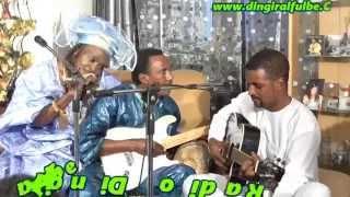 Abou Diouba DEH,Ina Baba COULIBALY et Mamadou DEME