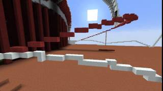 Minecraft Sydney Opera House - Sneak peak