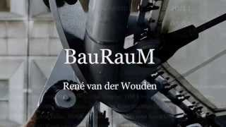 BauRaum - the new EM analogue synth music album by René van der Wouden
