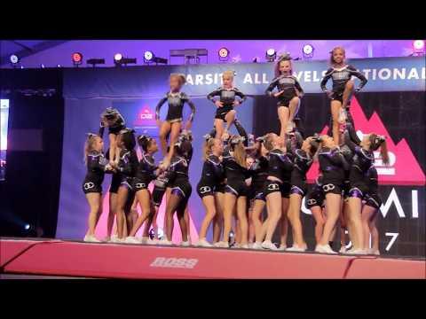 D2 Summit 2017 National Champions| Cheer Craze All Stars | JCrew