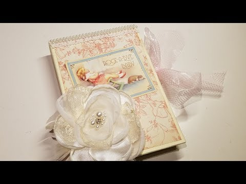 Baby Book Easy Tutorial