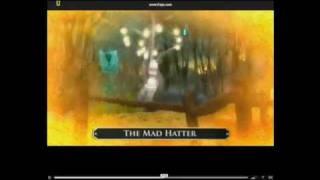 Alice In Wonderland Nintendo Wii Game Trailer
