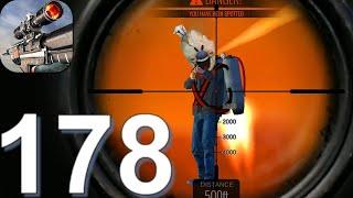 Sniper 3D Gun Shooter: Free Elite Shooting Games - Gameplay Walkthrough Part 178 (Android,iOS)