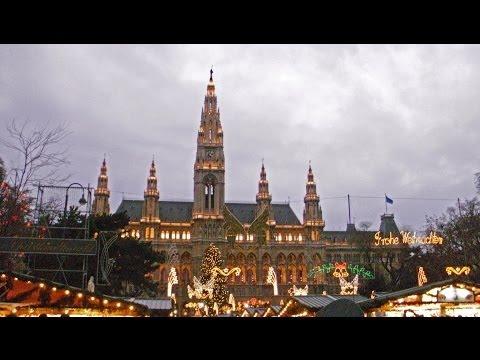 Wien HD. Vienna Christmas. Vienne a Noël. Vídeň vánoční. [cz,en,fr]