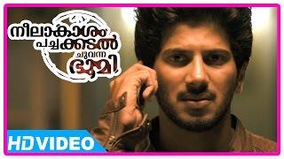Neelakasham Pachakadal Chuvanna Bhoomi Movie | Scenes | Dulquer decides to go home | Sunny