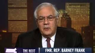 Barney Frank Speaks Out on Lawrence O