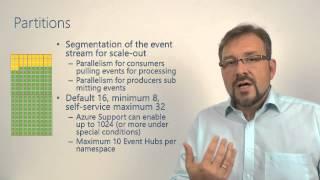 Introducing Microsoft Azure Event Hubs (7m)