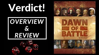 Let's Play! Dawn of Battle (Overview & Review)