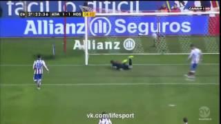 Video Gol Pertandingan Atletico Madrid vs L Hospitalet