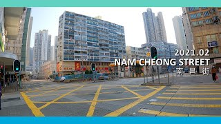 Publication Date: 2021-02-25 | Video Title: 【4K】HK NamCheong Street walkin