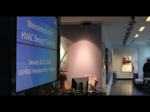 ASHRAE HVAC Design Training II