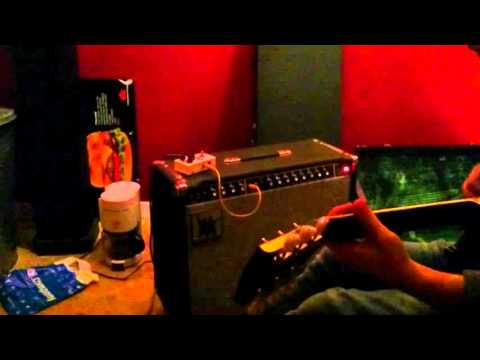 Music Man 212HD One Thirty and Gibson SG Special