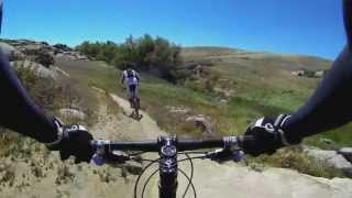 Mountain Biking at Sycamore Canyon GoPro Hero Black HD