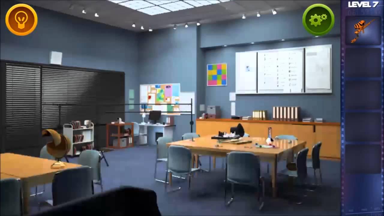 Hollywood Escape Level 7 - Walkthrough - YouTube