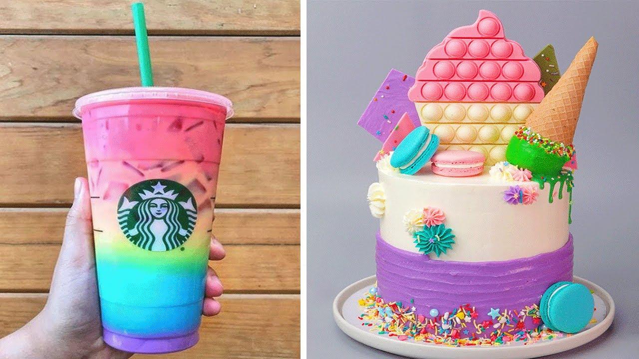 10+ Most Popular Cake Decorating Recipes | Amazing Chocolate Dessert Compilation