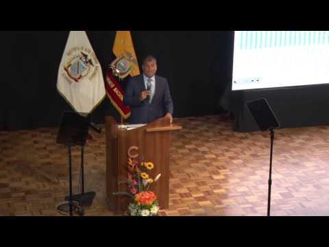 Conferencia Internacional en Honor a Werner Baer, Rafael Correa