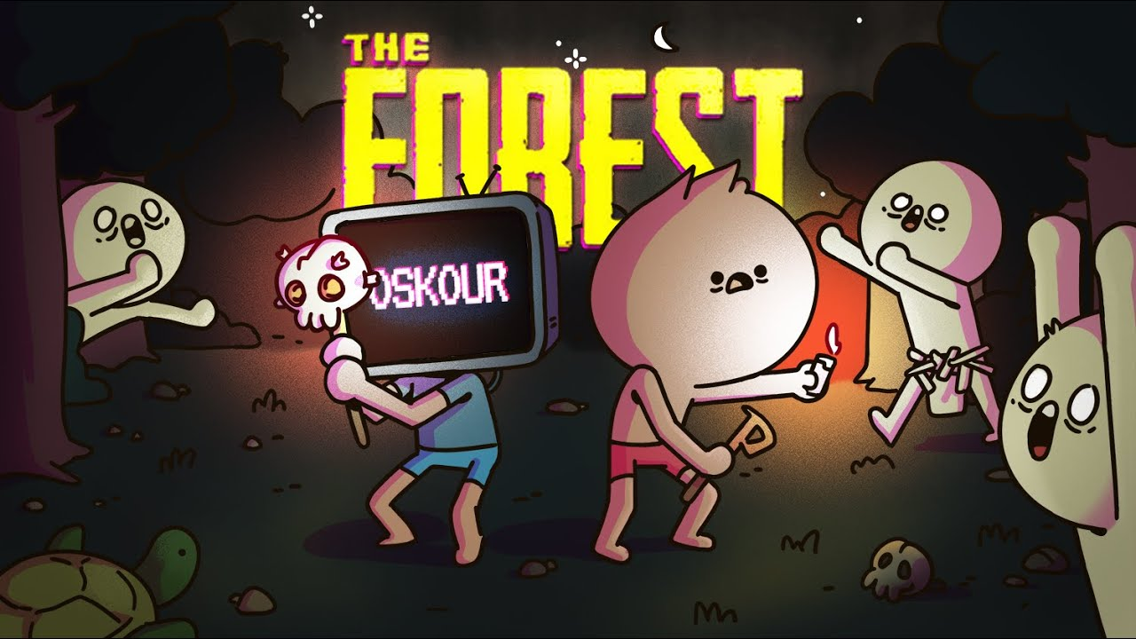 HIHI ON VA MOURIR (The Forest avec Nuja)